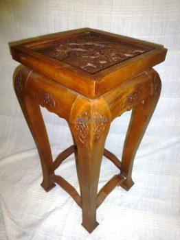 102026 Lerakó asztal