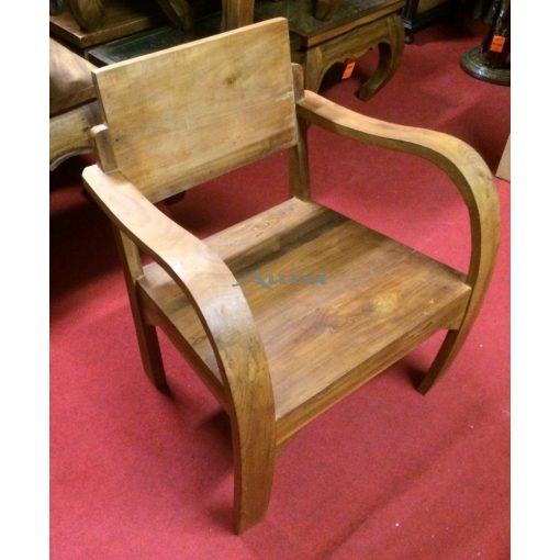 105008 Thai Lanna fa szék