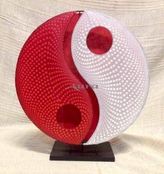 218001 Yin Yang Lámpa
