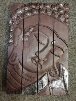 301023 Buddha falikép