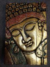 301024 Buddha falikép