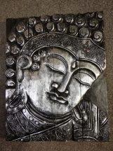 301025 Buddha falikép