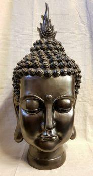 309018 Buddha fej