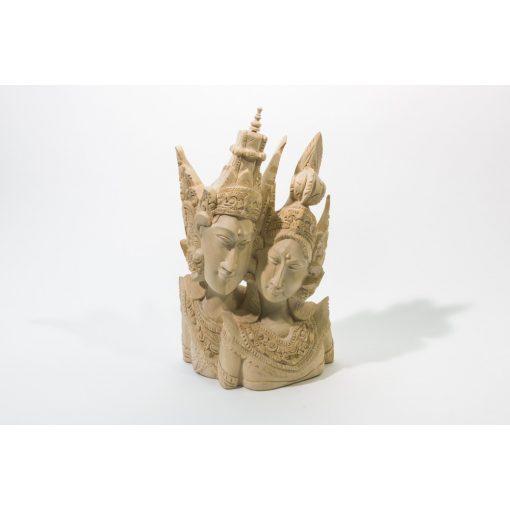 309106 kézzel faragott szobor