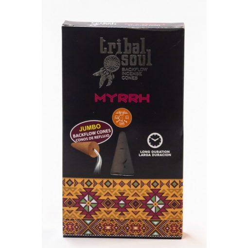 500914 TRIBAL SOUL Myrrh Backflow