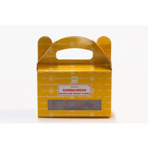 500917 SATYA Sandalwood Backflow (24db)