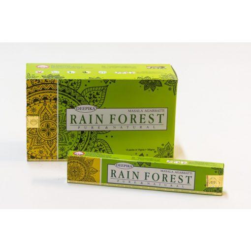 500982 DEEPIKA Rain Forest