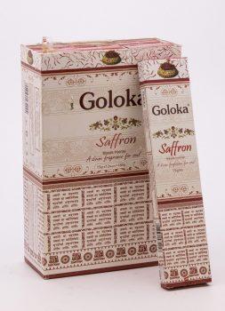 501013 GOLOKA saffron