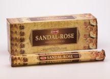 501042 HEM sandal rose