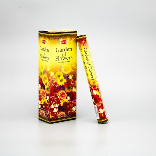 501085 Hem Garden of flowers