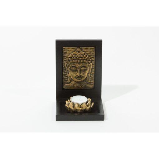 503031 Buddhás mécsestartó