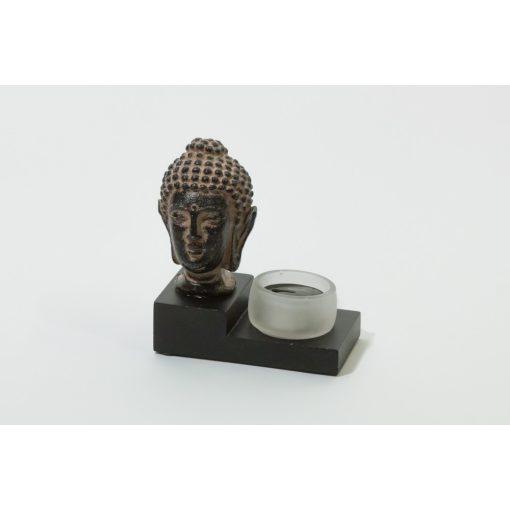 503033 Buddhás mécsestartó