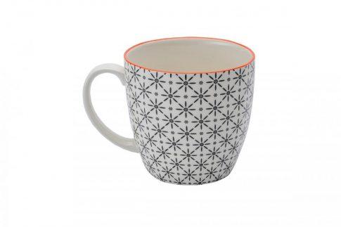 Modern design porcelán bögre   L      Brand:Nora's design