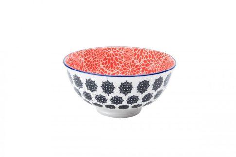 Modern design porcelán kis tálka. Brand:Nora's design