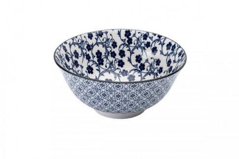 Modern design porcelán nagy  tálka. Brand:Nora's design