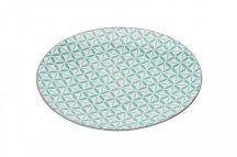 Modern deign porcelán kis tányér.     Brand:Nora's design