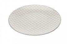 Modern design porcelán nagy  tányér. Brand:Nora's design